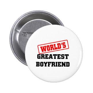 World's greatest boyfriend button