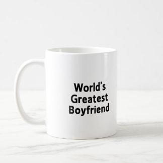World's Greatest Boyfriend Mug