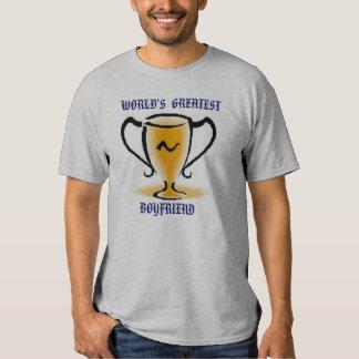 WORLD'S GREATEST BOYFRIEND T-Shirt