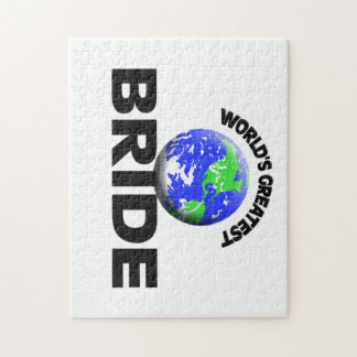 World's Greatest Bride Puzzles
