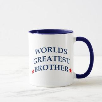 Worlds Greatest Brother Mug