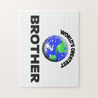 World's Greatest Brother Puzzles