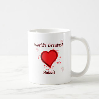World's Greatest Bubbie Coffee Mug