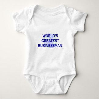 World's Greatest Businessman Baby Bodysuit