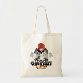 World's Greatest Butcher v1 Tote Bag