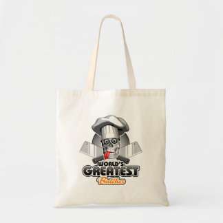 World's Greatest Butcher v3 Tote Bag