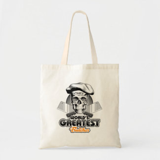 World's Greatest Butcher v5 Tote Bag