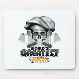 World's Greatest Butcher v6 Mouse Pad