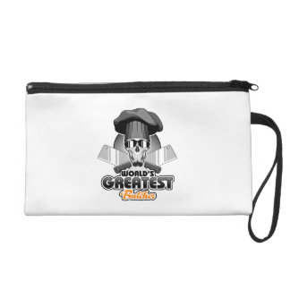 World's Greatest Butcher v7 Wristlet