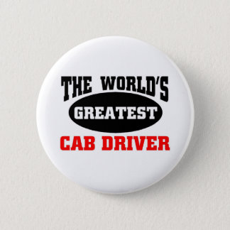 World's greatest Cab Driver Button