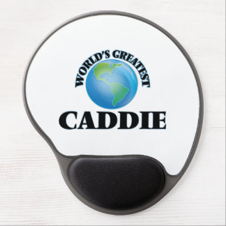 World's Greatest Caddie Gel Mouse Pads