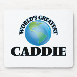 World's Greatest Caddie Mousepads