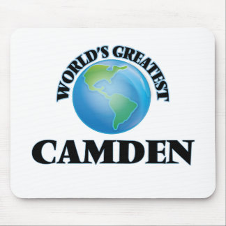 World's Greatest Camden Mouse Pad