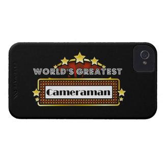 World's Greatest Cameraman iPhone 4 Case