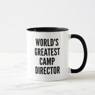 Worlds Greatest Camp Director Mug
