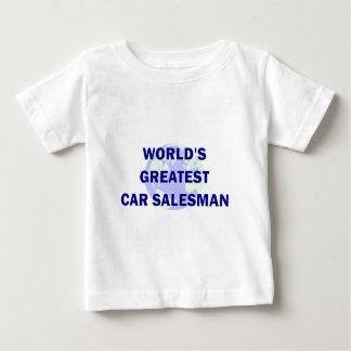 World's Greatest Car Salesman Baby T-Shirt