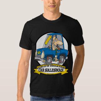 WORLDS GREATEST CAR SALESMAN MEN CARTOON T-SHIRT
