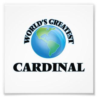 World's Greatest Cardinal Photo Print