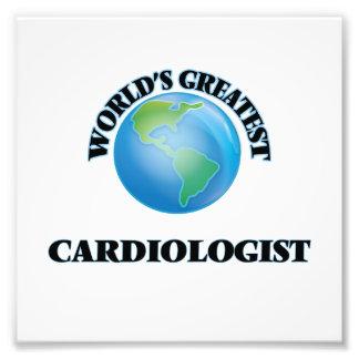 World's Greatest Cardiologist Photographic Print