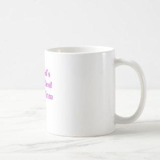 Worlds Greatest Cat Mom Coffee Mugs