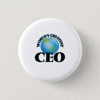World's Greatest Ceo Button