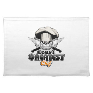World's Greatest Chef v2 Placemat