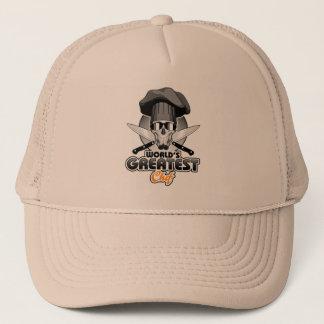 World's Greatest Chef v7 Trucker Hat