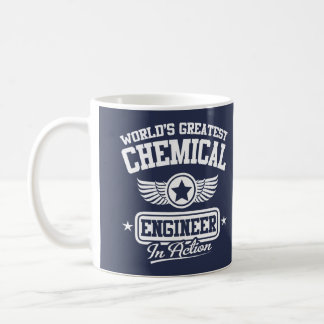 World's Greatest Chemical Engineer In Action Coffee Mug