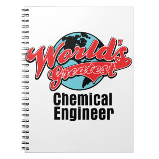 Worlds Greatest Chemical Engineer Notebooks