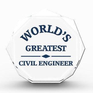 World's greatest Civil Engineer Award