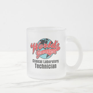 Worlds Greatest Clinical Laboratory Technician Coffee Mug