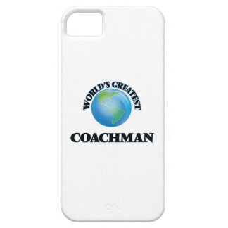 World's Greatest Coachman iPhone 5 Cases