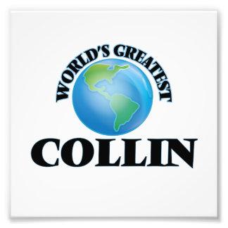 World's Greatest Collin Photograph