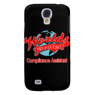 World's Greatest Compliance Assistant Galaxy S4 Covers