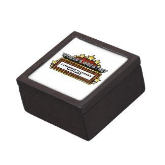 World's Greatest Computer Forensics Specialist Premium Trinket Box