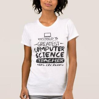 World's Greatest Computer Science Teacher T-Shirt