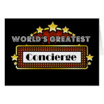 World's Greatest Concierge Cards