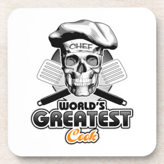 World's Greatest Cook v5 Coaster