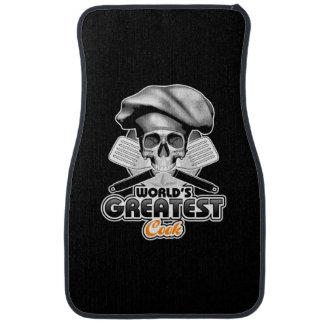 World's Greatest Cook v6 Floor Mat
