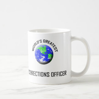 World's Greatest Corrections Officer Coffee Mug