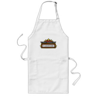 World's Greatest Cosmetologist Apron