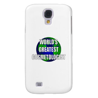 World's Greatest Cosmetologist Galaxy S4 Cover