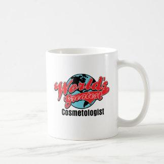 Worlds Greatest Cosmetologist Coffee Mug