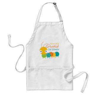 World's Greatest Cost Estimator Adult Apron