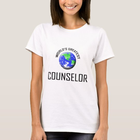 World's Greatest Counselor T-Shirt