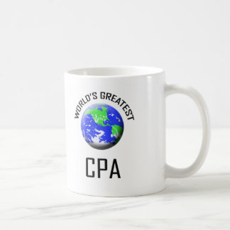 World's Greatest Cpa Coffee Mug