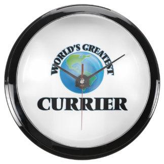 World's Greatest Currier Aquavista Clocks