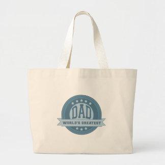 World's greatest dad bag