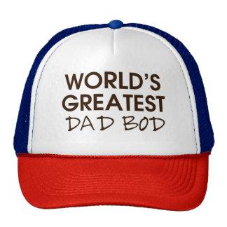 World's Greatest Dad Bod Trucker Hat