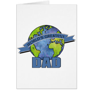 World's Greatest Dad Cards